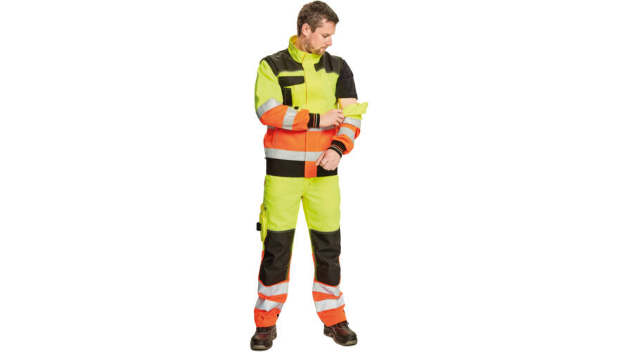 KNOXFIELD HI-VIS BUNDA JACKET