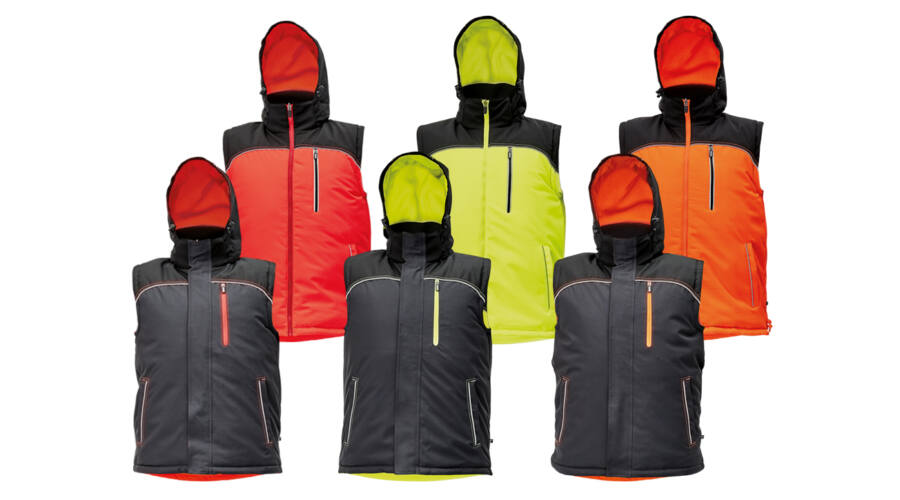 KNOXFIELD WINTER BODYWARMER